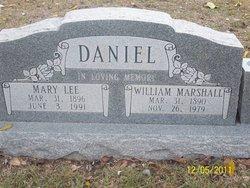 William Marshall Daniel