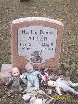 Hayley Denae Allen