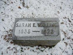 Sarah Ellen <i>Burns</i> Walling