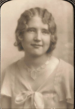 Mary Alta <i>Cunningham</i> Rogers