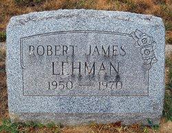 Robert James Lehman