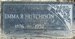Emma Rebecca <i>Baird</i> Hutchison