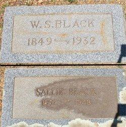 Isaac Walter Scott Black