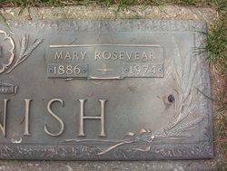Mary Ann <i>Rosevear</i> Harnish