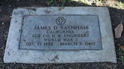 James DeGroff Baynham