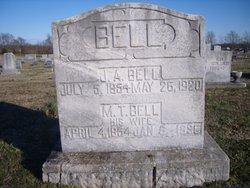 Martha Tennessee <i>Gardner</i> Bell