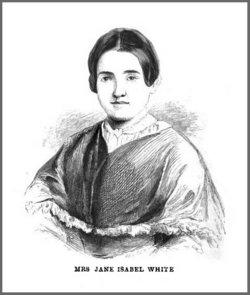 Jane Isabel <i>Atwater</i> White