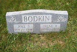 Irene <i>Brewer</i> Bodkin