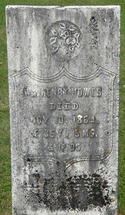 William Henry Howes