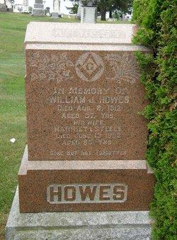 Harriet L. Hattie <i>Steele</i> Howes