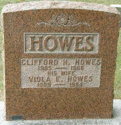 Clifford Herbert Howes