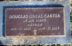 Douglas Oneal Carter