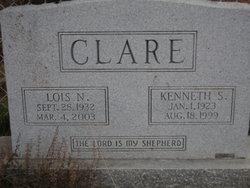 Lois N Clare