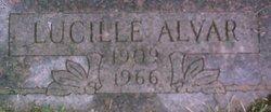 Ruby Lucille <i>Beckwith</i> Alvar