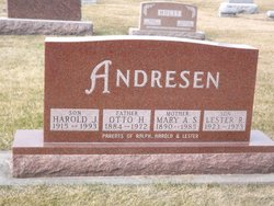 Mary A.S Andresen