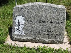 Lillian Grace <i>Thompson</i> Benedix