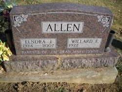 Elnora Jeane <i>Riggs</i> Allen