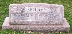 Maude Elizabeth <i>Richter</i> Bellamy