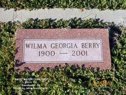 Wilma Georgia <i>Bynum</i> Berry