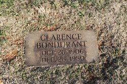 Clarence Todd Bondurant