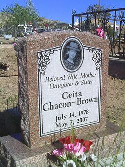 Ceita <i>Chacon</i> Brown