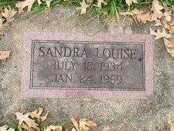 Sandra Louise Albers