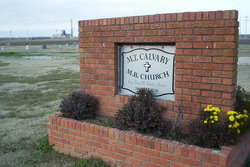 Mount Calvary MB Church