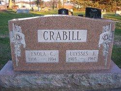 Ulysses J. Crabill