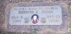 Morriah K. Inman