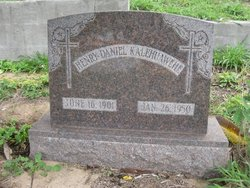 Henry Daniel Kalehuawehe