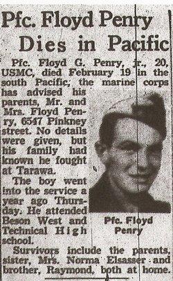 Floyd Grant Penry, Jr