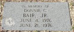 Donnie C. Bair, Jr