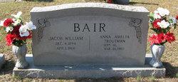 Anna Amelia <i>Troutman</i> Bair