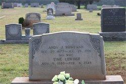 Andrew Jackson Rowland