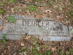 Carrie S <i>Leiby</i> Deibler
