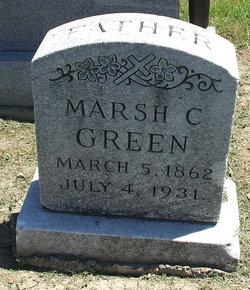Marsh C. Green