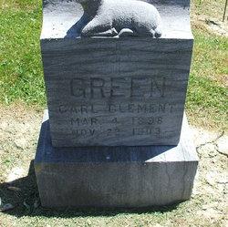 Carl Clement Green