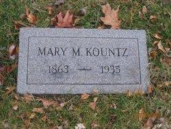 Mary Madeline <i>Limberger</i> Kountz