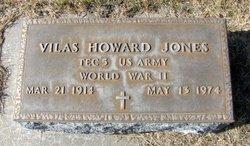 Vilas Howard Jones