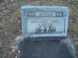 Margaret Annie <i>Roberts</i> Carter