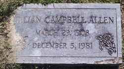 Lillian <i>Campbell</i> Allen