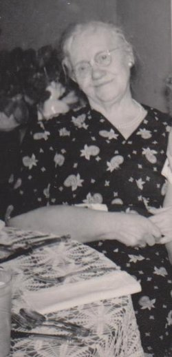 Frances Elizabeth Fannie <i>Griffin</i> Alexander