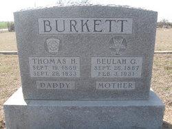 Thomas H. Burkett