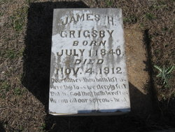 James Harrison Grigsby