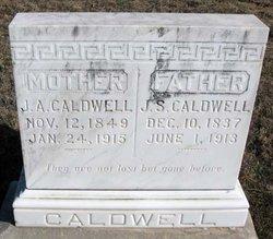 Jane A. Jennie <i>Mott</i> Caldwell