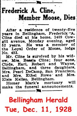Frederick Almarian Cline