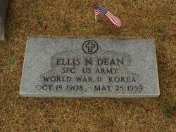 Ellis Nunnally Dean