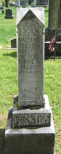 Walter C. Preston