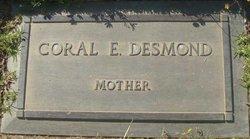 Coral E <i>Parker</i> Desmond