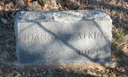 Joanne P Atkins